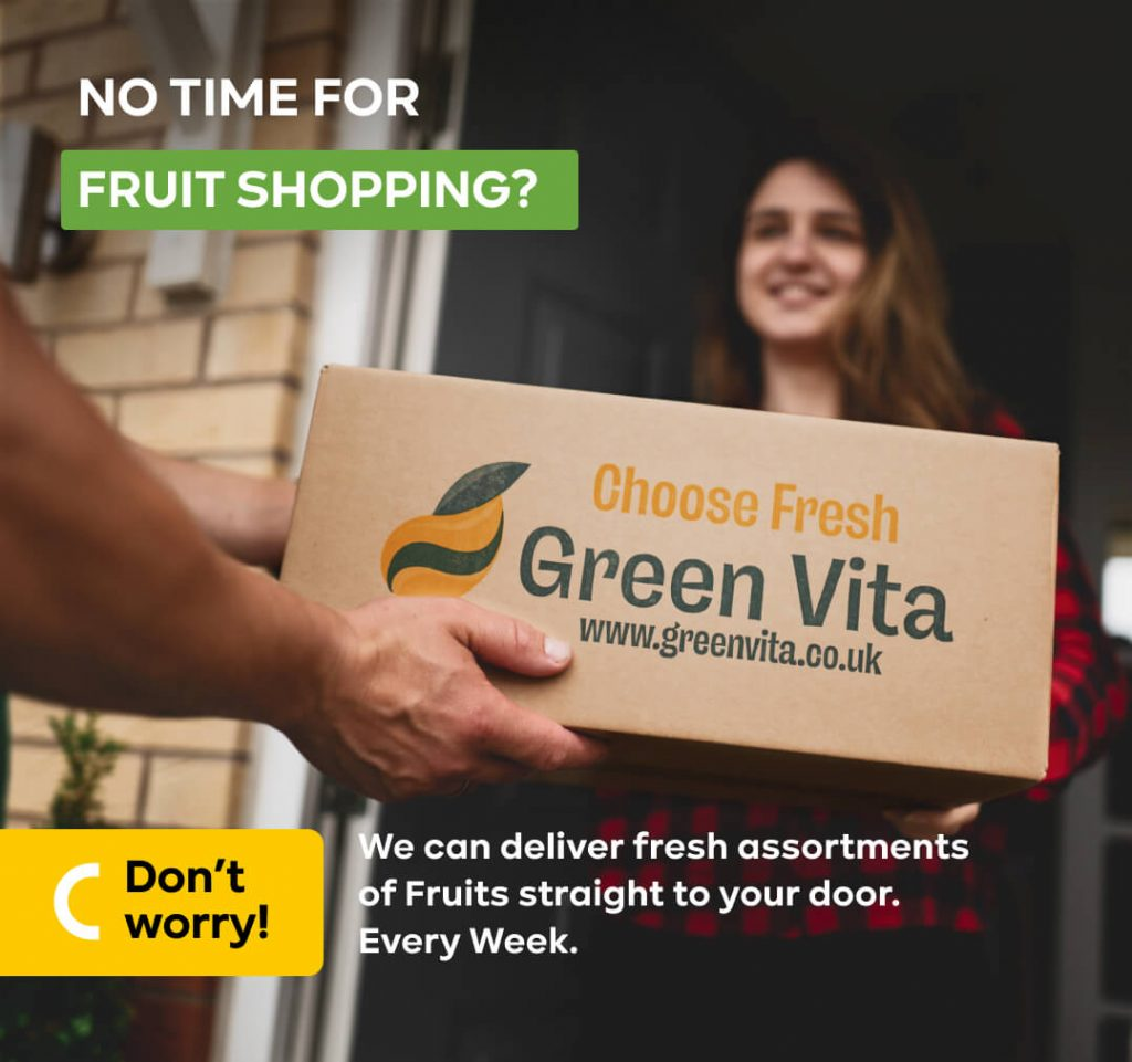 Fruit Boxes delivery every week