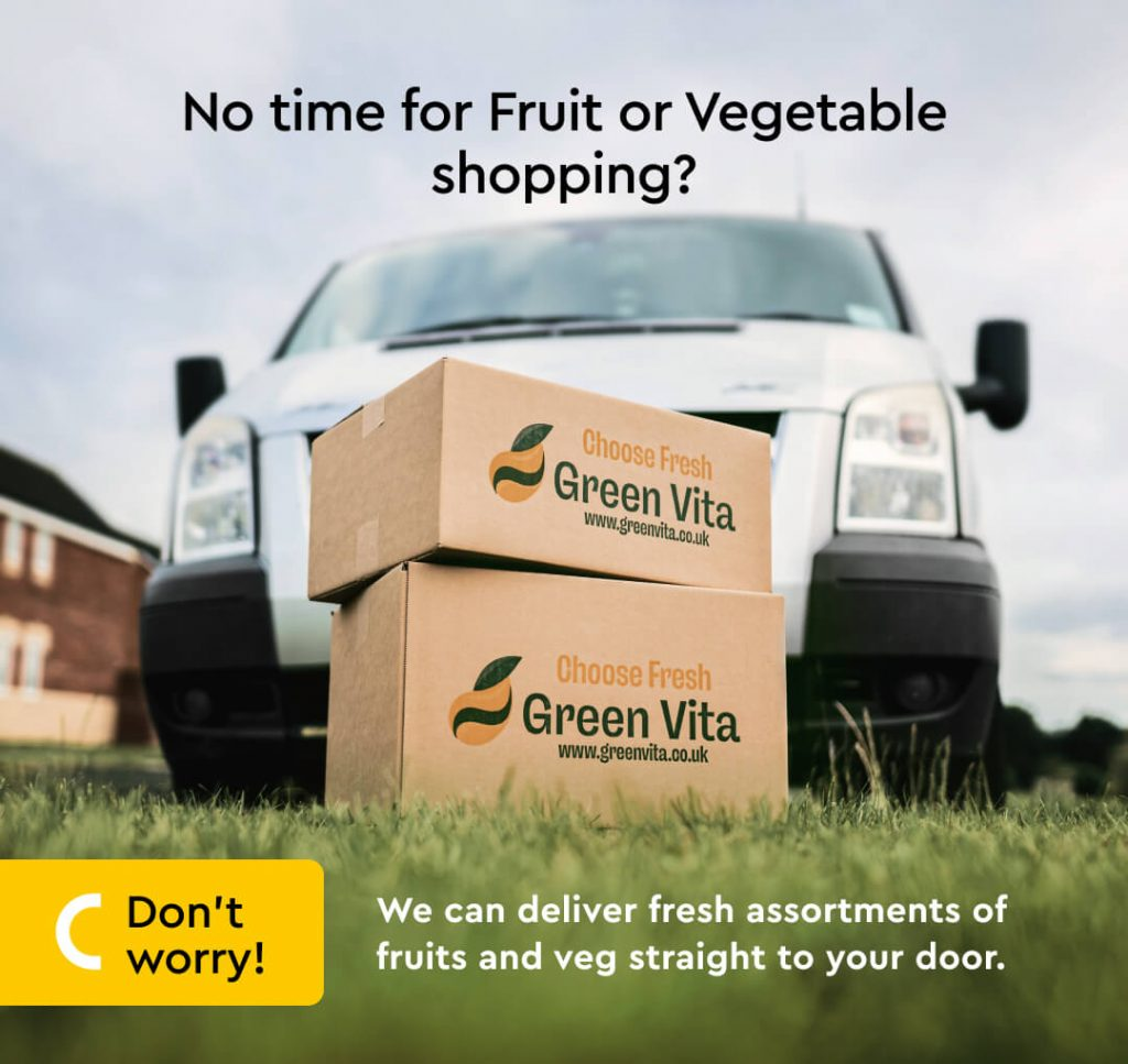 Fruit and Vegetables Boxes UK